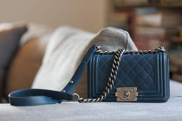 Chanel Bleu Gris