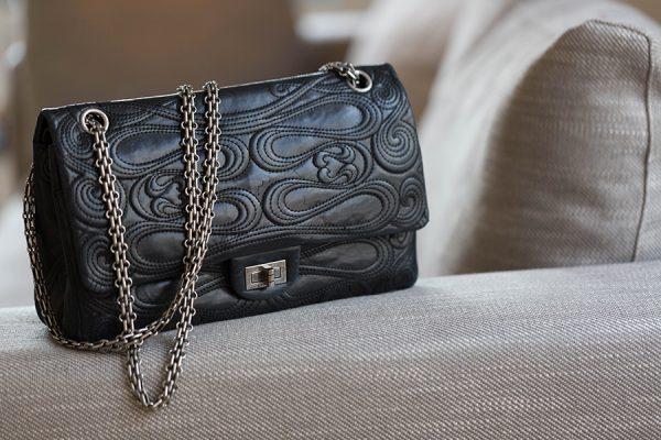 Chanel Noir Cuir