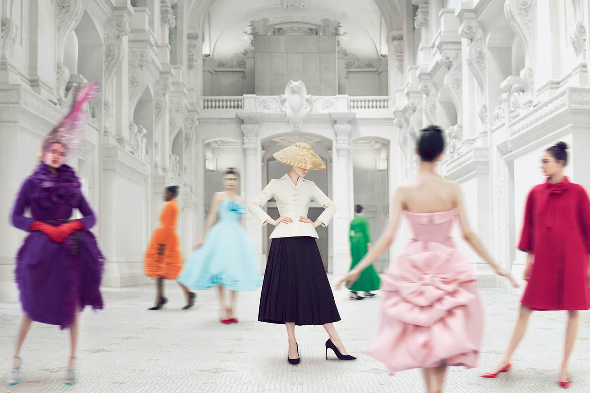 5fa93348002 Dior J adore Paris exhibition - Lorette   Jasmin Consignment Shop in ...