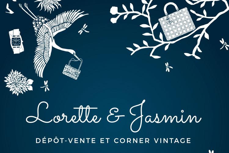 Lorette et Jasmin dépôt vente de luxe paris 16eme