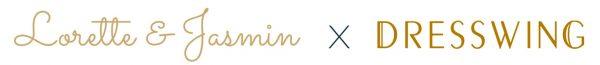 logo-Lorette et Jasmin x Dresswing
